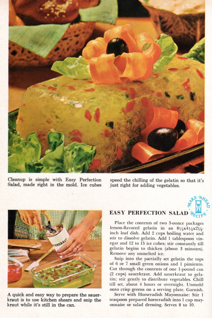Easy Perfection Salad