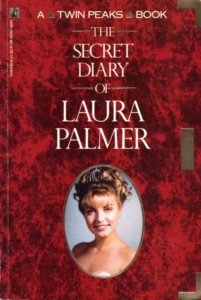 cover of book, The Secret Diary of Laura Palmer
